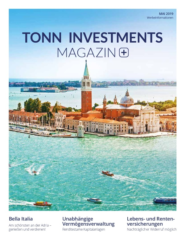 Tonn Investments Magazin